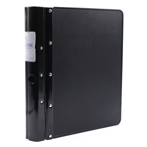 "Optimum Heavy-Duty 4-Ring Binder, A4 Sized, 2"" Spine"