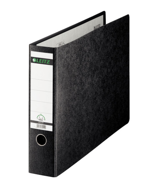 "Leitz 2-Ring Binder for A3 Sized Paper, 3"" Spine, European Ring Spacing"