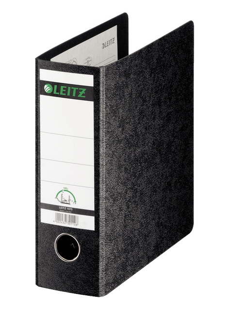 "Leitz 2-Ring Binder for A5 Sized Paper, 3"" Spine, European Ring Spacing"