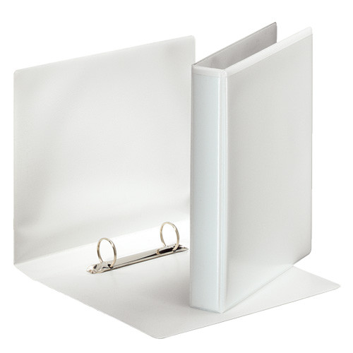 Empire Imports A5 Size, 2-Ring View Binder, European Ring Spacing