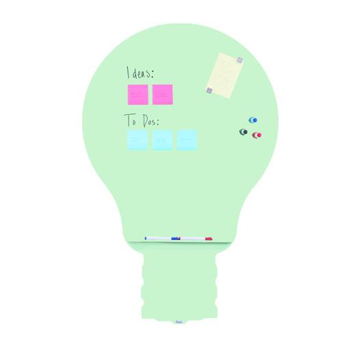 """Rocada Idea Bubble Magnetic Dry Erase Board, 46"""" x 30"""""""