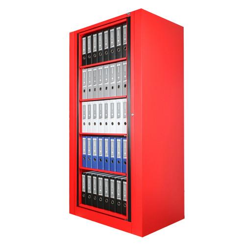 Datum Ez2 Rotary Action File Locking Storage, 6' Tall