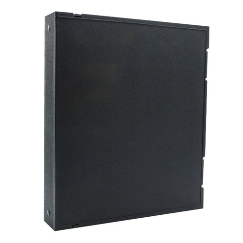 "Plastic 3-Ring Archival Binder Box, 2"" Spine, Product Photo"
