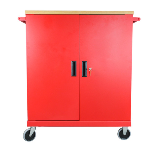Datum Transport File Cart Mobile Locking Storage