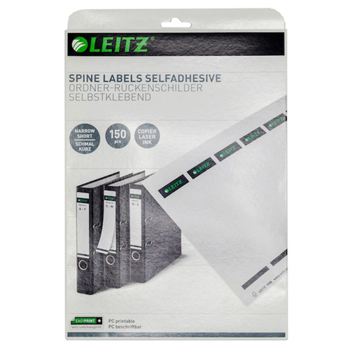 Replacement Spine Labels for Leitz R50 Binder, Pack