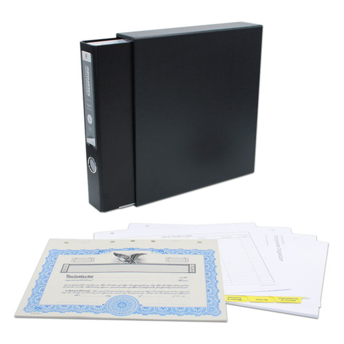 Corporate Kit, 3-Ring Binder