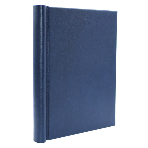 """Faux Leather Thesis Springback Binder, 2"""" Spine"""