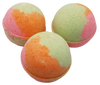 "JAMAICA ME CRAZY scented giant bath bomb 2.5"" diameter, 5.8 oz"