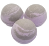 "GRAPE scented giant bath bomb 2.5"" diameter, 5.8 oz"