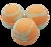 "SAGE & CITRUS scented giant bath bomb 2.5"" diameter, 5.8 oz"