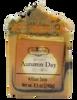 AUTUMN DAY handmade artisan blend soap bar 8.5 oz