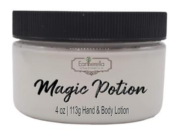 MAGIC POTION Hand & Body Lotion Jar, 4 oz.