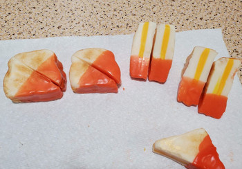 GRILLED CHEESE SANDWICH Wax Melts   Wax Embeds for Candles   Fake Food