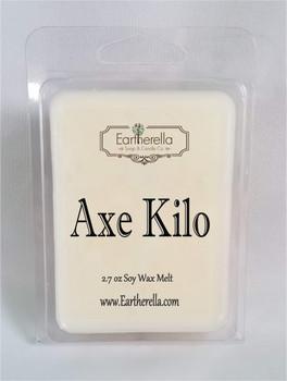 AXE KILO Soy Melts Tarts 2.7 oz
