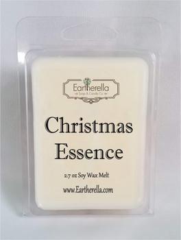 CHRISTMAS ESSENCE Soy Melts Tarts 2.7 oz