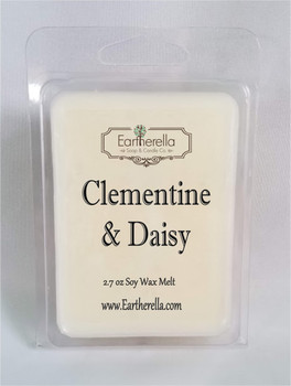 CLEMENTINE & DAISY Soy Melts Tarts 2.7 oz