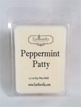 PEPPERMINT PATTY Soy Melts Tarts 2.7 oz