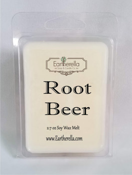 ROOT BEER Soy Melts Tarts 2.7 oz