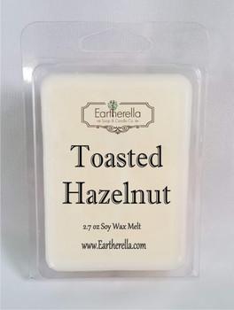 TOASTED HAZELNUT Soy Melts Tarts 2.7 oz