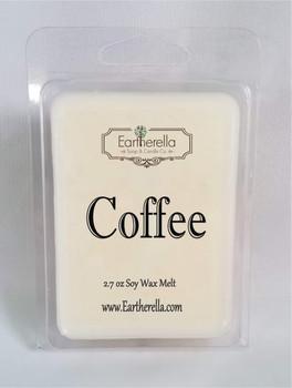 COFFEE Soy Melts Tarts 2.7 oz