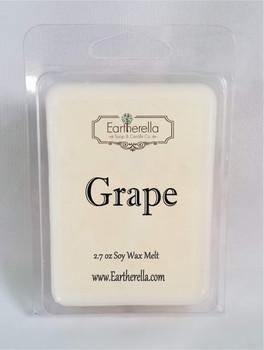 GRAPE Soy Melts Tarts 2.7 oz