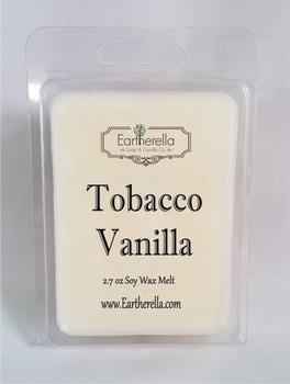 TOBACCO VANILLA Soy Melts Tarts 2.7 oz