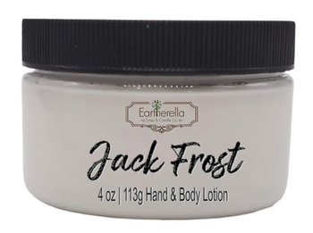 JACK FROST Hand & Body Lotion Jar, 4 oz.
