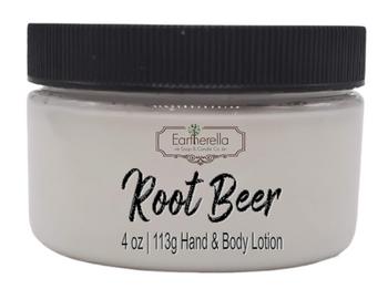 ROOT BEER Hand & Body Lotion Jar, 4 oz.