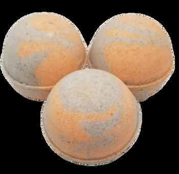 "BUTT NAKED scented giant bath bomb 2.5"" diameter, 5.8 oz"