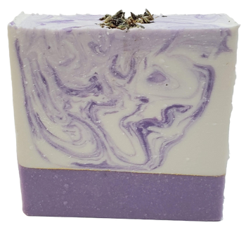 LAVENDER artisan blend soap bar 6 oz