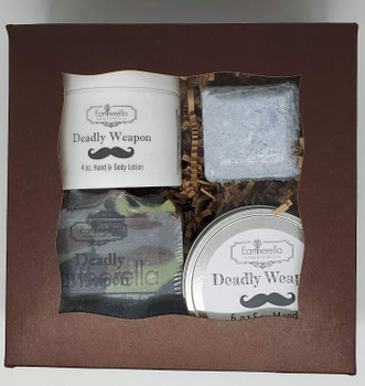 DEADLY WEAPON Gift Box for him