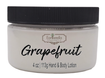 GRAPEFRUIT Hand & Body Lotion Jar, 4 oz.