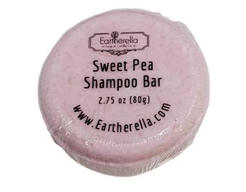SWEET PEA Shampoo Bar, 2.75 oz, 80g