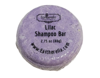 LILAC Shampoo Bar, 2.75 oz, 80g