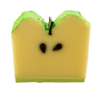 GREEN APPLE handmade artisan blend soap bar 6 oz