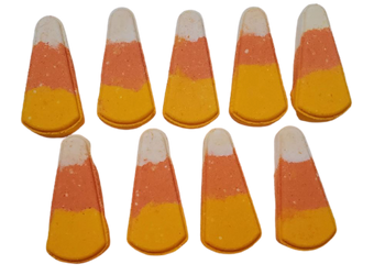 CANDY CORN bath bombs