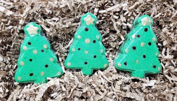 CHRISTMAS TREE bath bombs, 5.5 oz