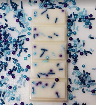 VOODOO LOVE with sprinkles Snap Bar Wax Melts 1.5 oz bar