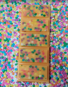 CITRUS SPLASH Snap Bar Wax Melts 1.5 oz bar
