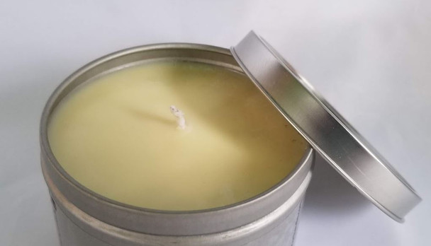 HOT BUTTERED RUM Soy Candle 11 oz Tin
