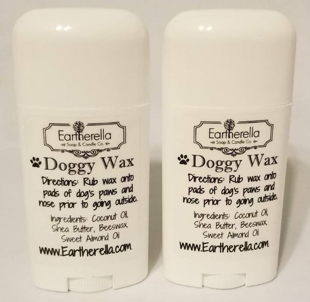 DOGGY WAX, All natural paw & nose balm