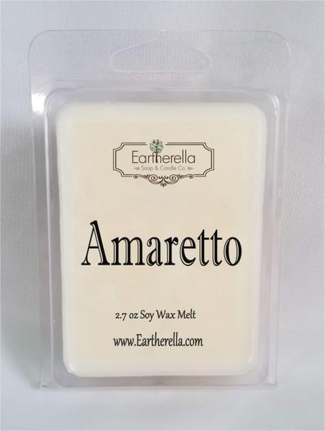 AMARETTO Soy Melts Tarts 2.7 oz