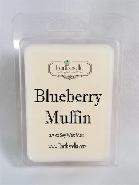 BLUEBERRY MUFFIN Soy Melts Tarts 2.7 oz