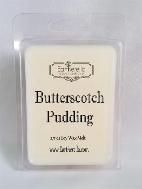 BUTTERSCOTCH PUDDING Soy Melts Tarts 2.7 oz