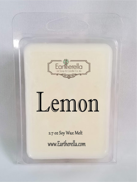 LEMON Soy Melts Tarts 2.7 oz