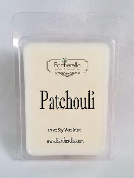 PATCHOULI Soy Melts Tarts 2.7 oz