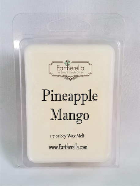 PINEAPPLE MANGO Soy Melts Tarts 2.7 oz