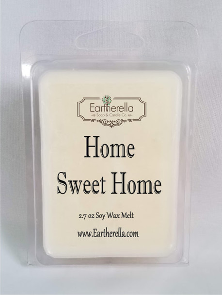 HOME SWEET HOME Soy Melts Tarts 2.7 oz