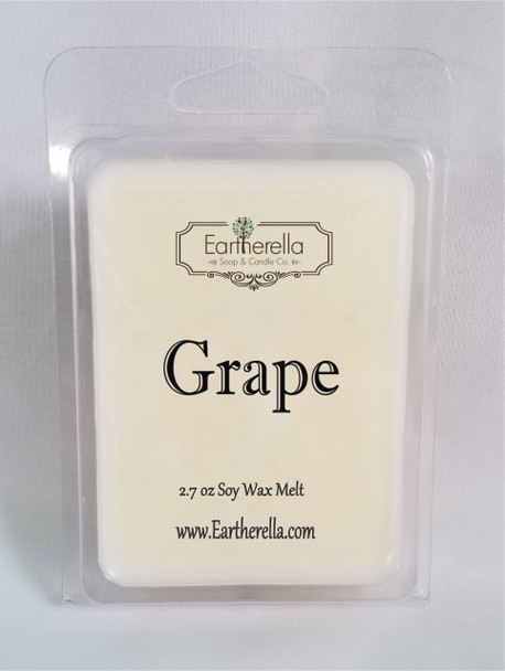 GRAPE Soy Melts Tarts 2.7 oz