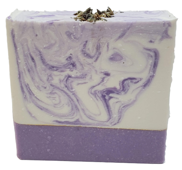 LAVENDER artisan blend soap bar 6 oz